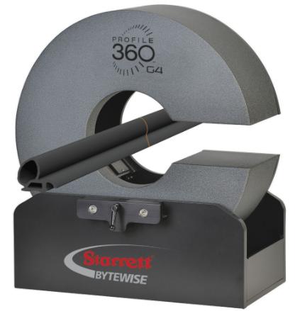 Imvolca presenta equipo de medición de perfiles plásticos por láser